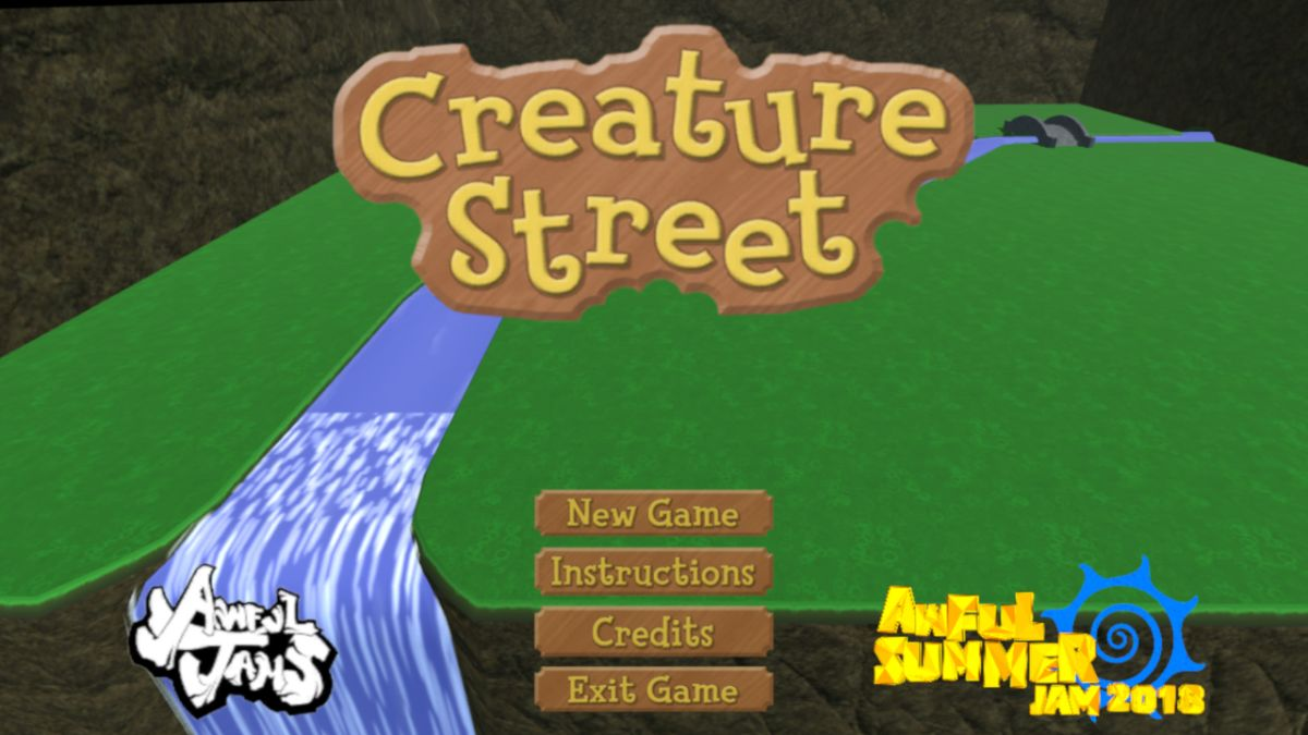 Creature Street Is A Hilariously Filthy Animal Crossing Parody