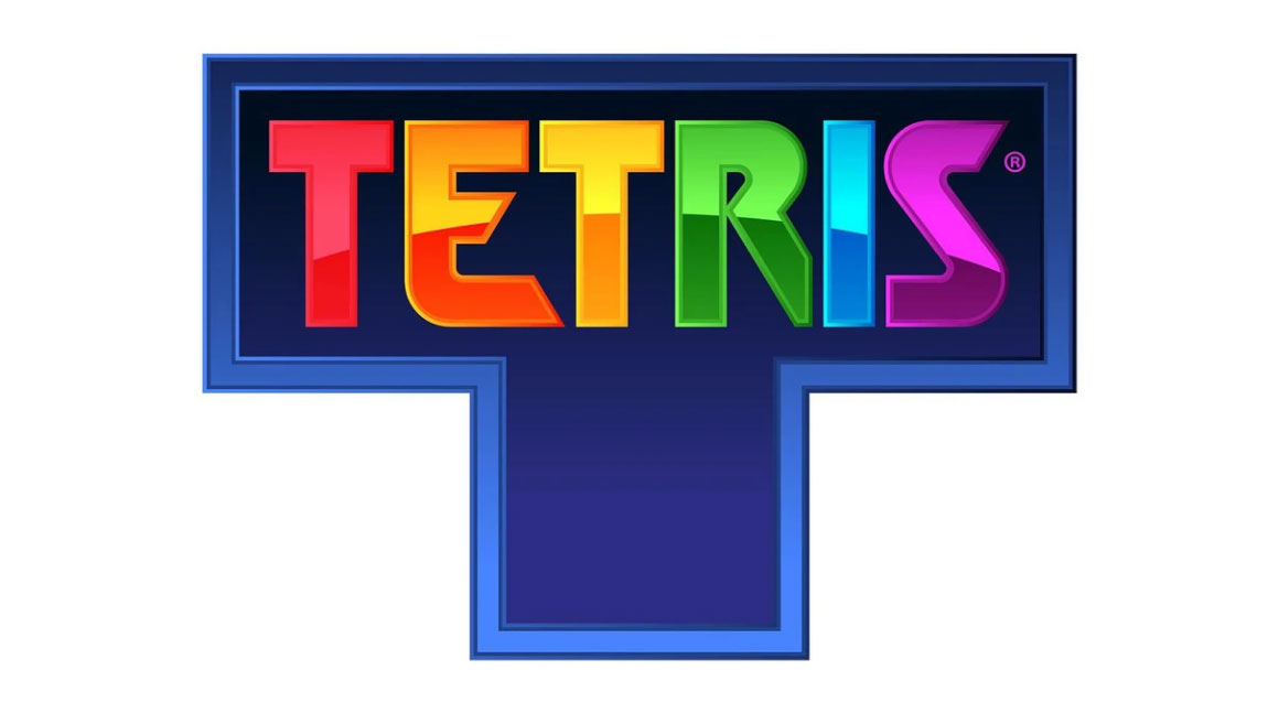 Tetris turns 35, drops a new logo | Creative Bloq