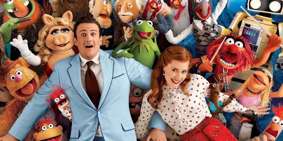 The cast of The Muppets.