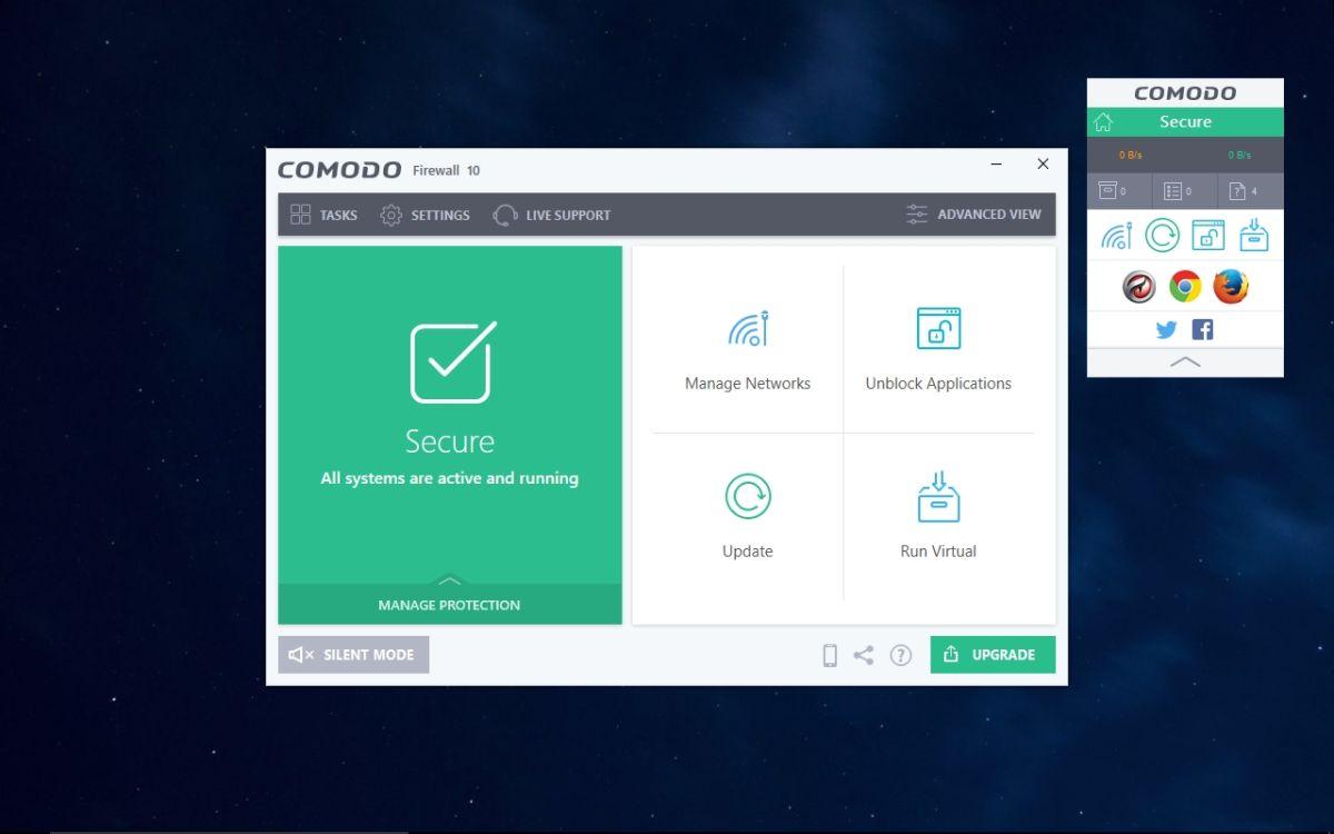 Comodo Firewall Review And Where To Download Techradar