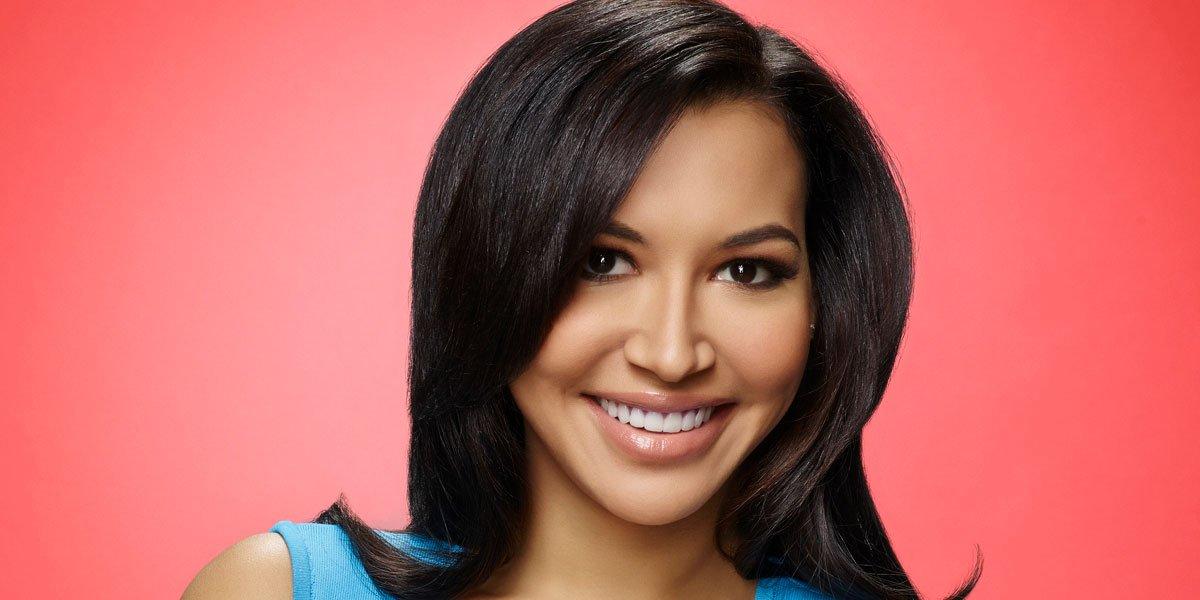 Naya Rivera as Santana Lopez for Glee