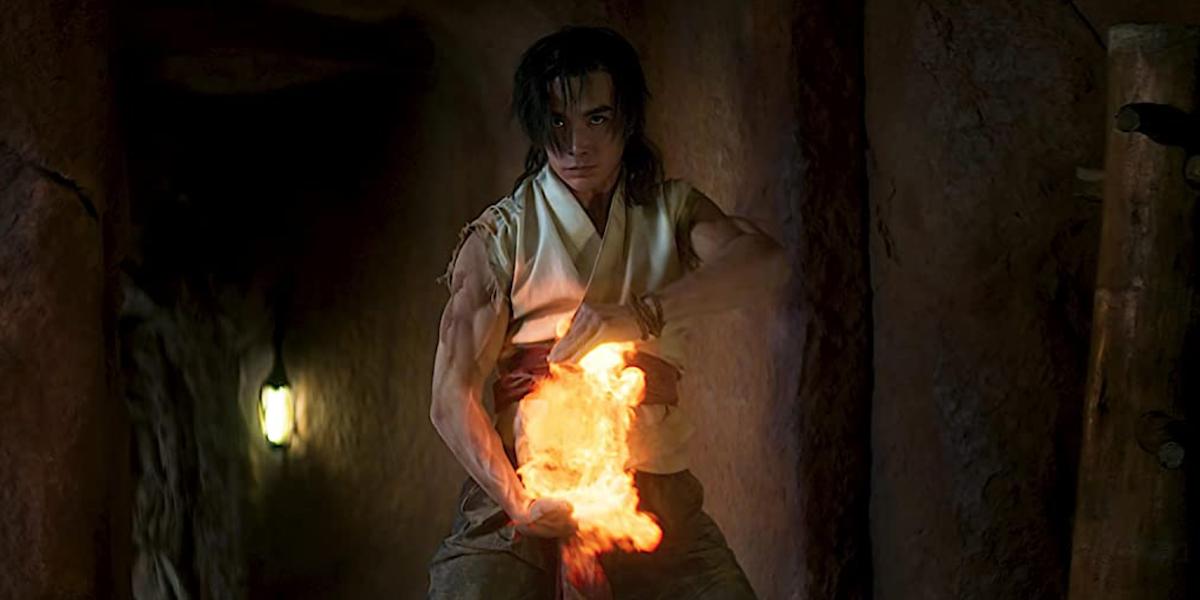 Liu Kang in Mortal Kombat