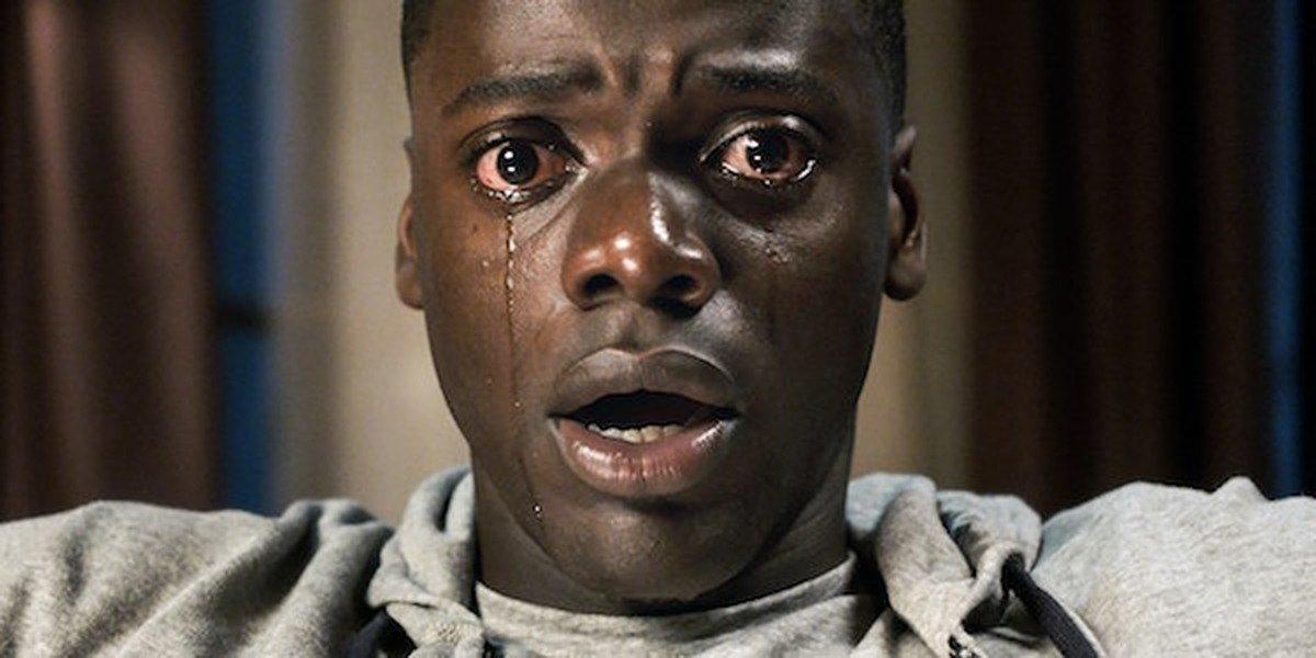 Daniel Kaluuya in Get Out, a Jordan Peele film.