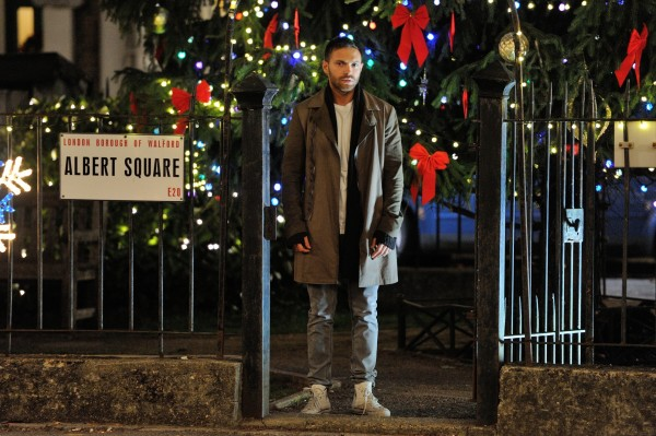 Matt Di Angelo plays EastEnders rapist Dean Wicks