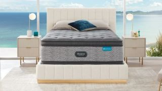 With up to 30% off a Beautyrest mattress, you can enjoy healthy sleep for less