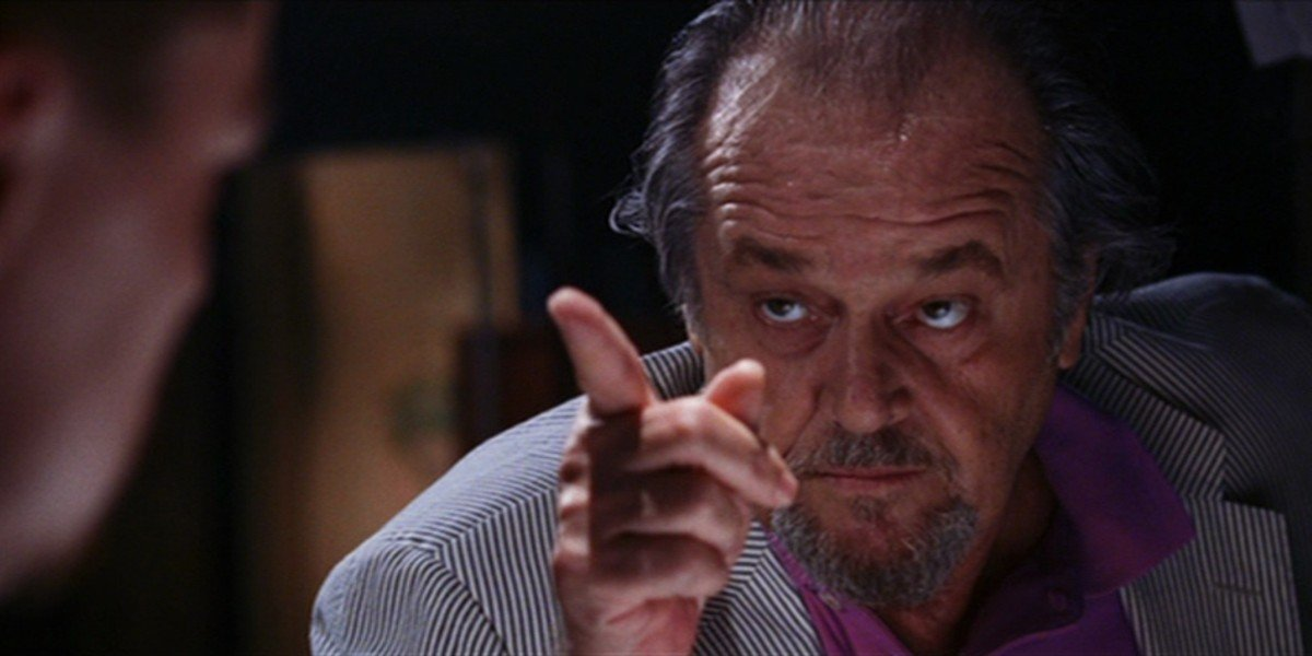 Jack Nicholson - The Departed