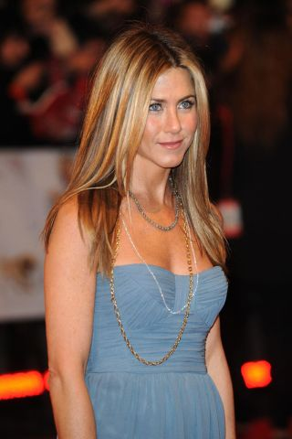 Jennifer Aniston voted 'hottest woman of all time'