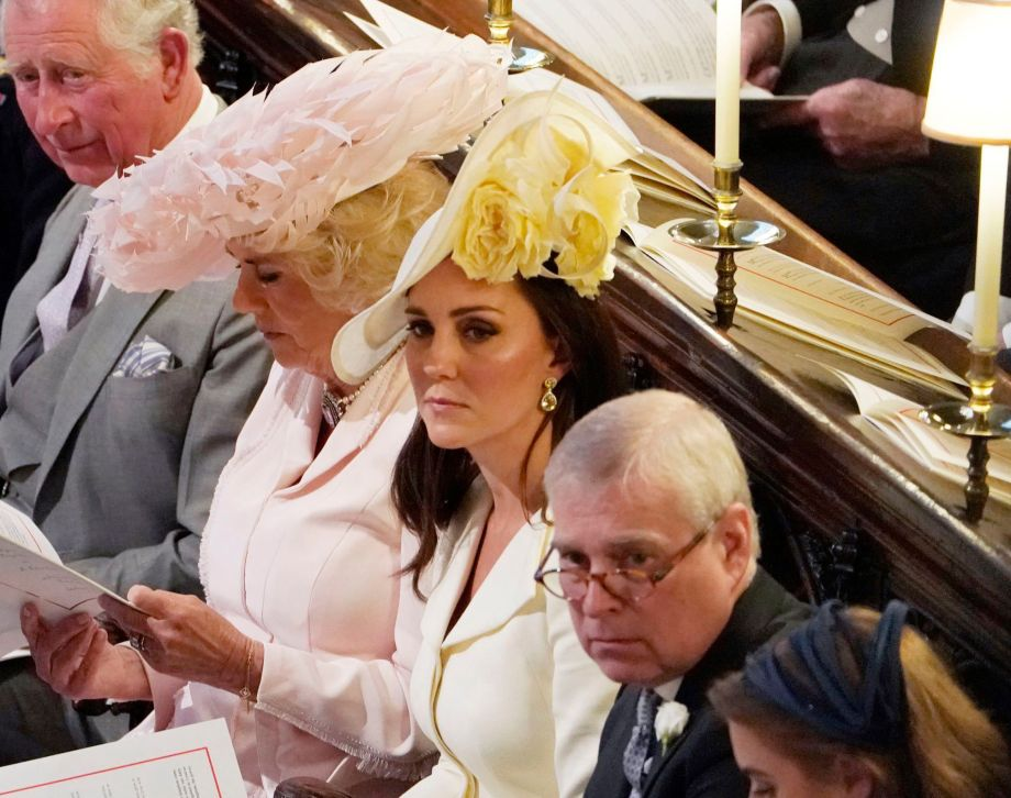 30ea647e The subtle trick the Duchess of Cambridge uses to ensure she never upstages  a bride at a wedding