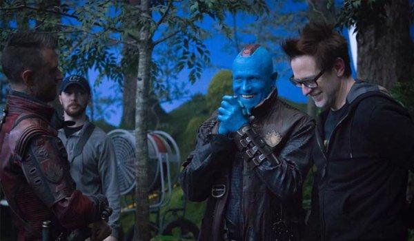 James Gunn Guardians of the Galaxy Vol. 2
