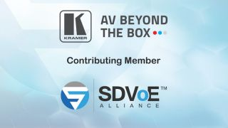 Kramer Joins SDVoE Alliance as Contributing Member