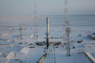 Russia Launches Three New Glonass Navigation Satellites