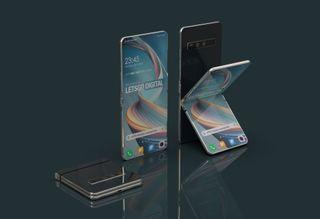Oppo flip phone concept