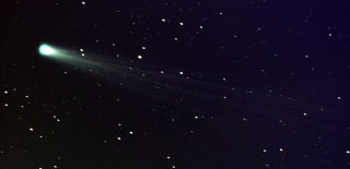 Comet ISON Soars Toward the Sun
