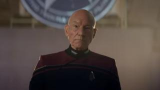 Star Trek: Picard Patrick Stewart