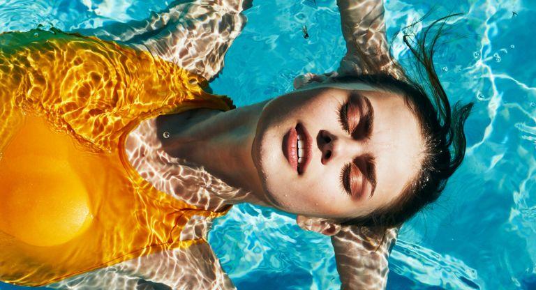 anti-ageing fake tan for a summer glow