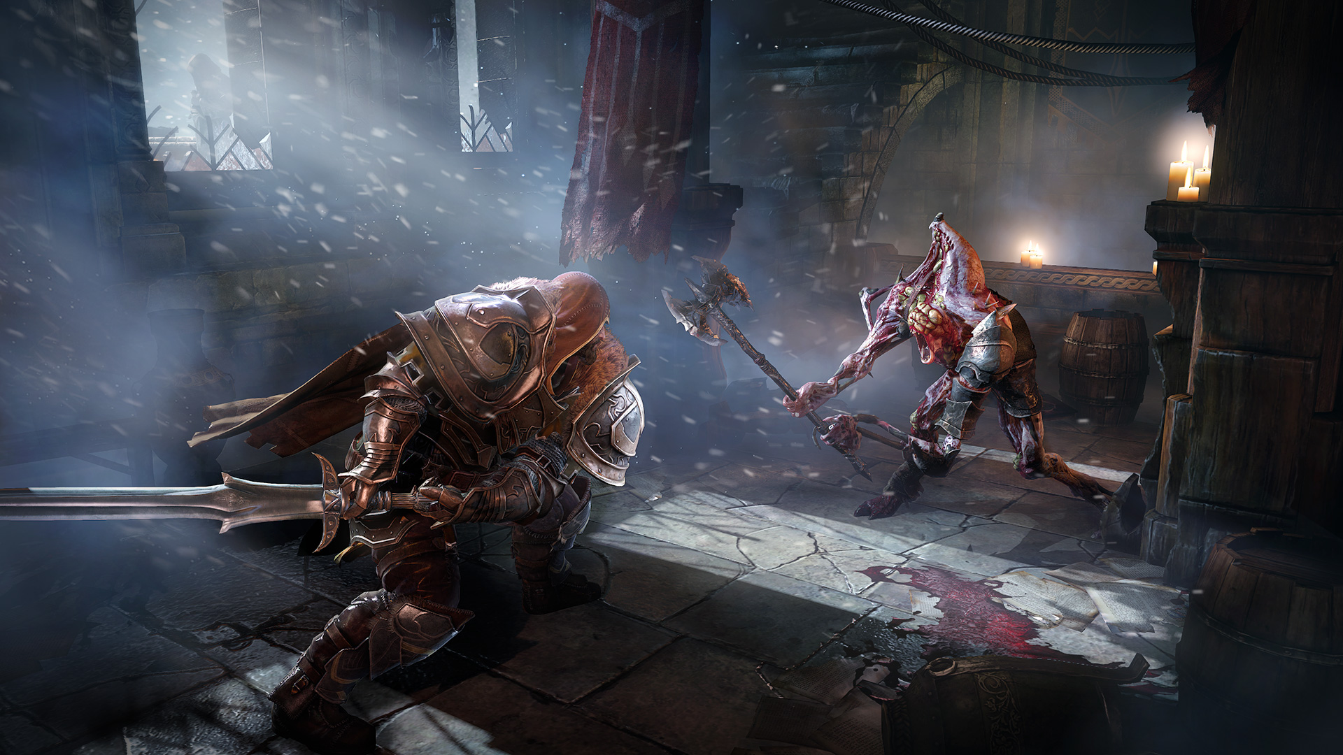 Lords of the Fallen 2 studios fall out over quality of work, one leaves project | PC Gamer