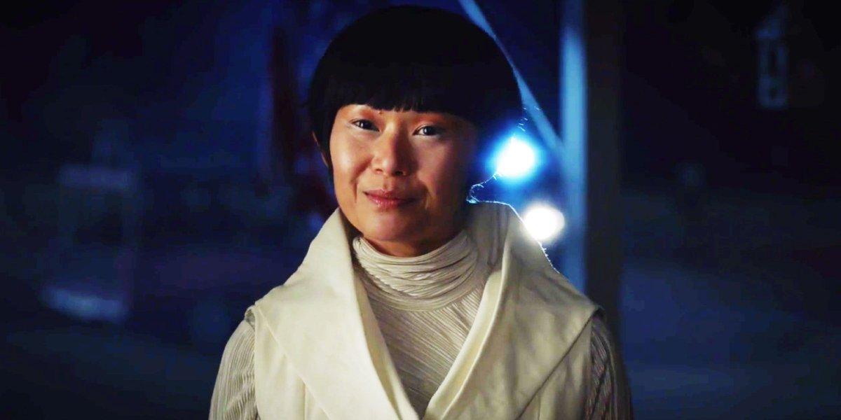 Hong Chau on Watchmen