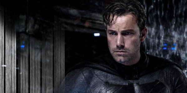 Ben Affleck - Batman v Superman: Dawn of Justice