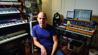 In the studio with Caribou