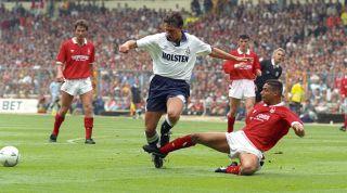 Gary Lineker, 1991 FA Cup Final