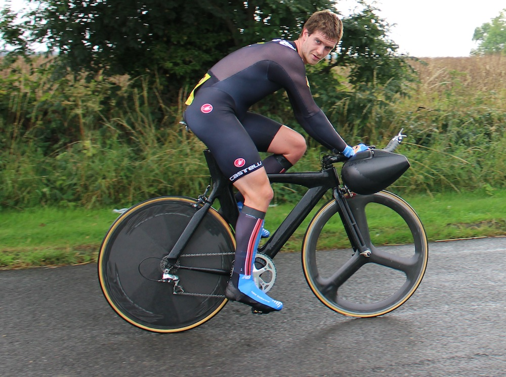 How A Bike Costing 163 1 000 Won The National 10 Mile Time