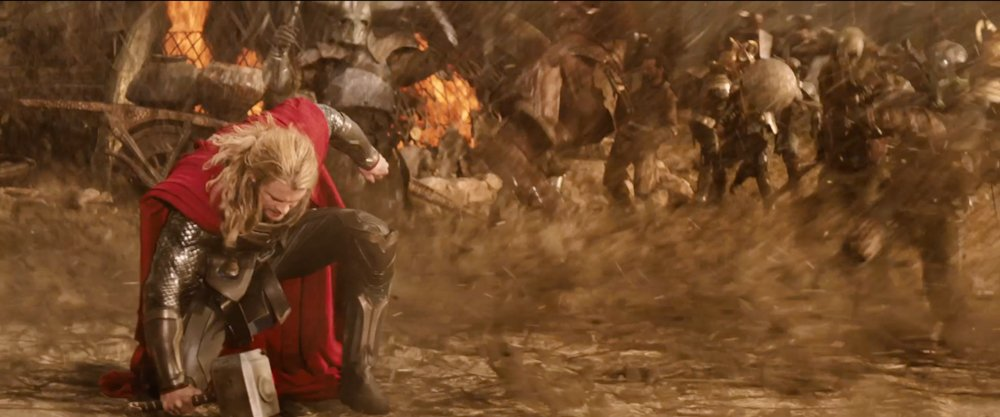 Thor 2 Trailer In Depth: Malekith's Ship, Loki's Prison, And Asgardian Mysteries #7263