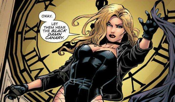 Black Canary DC Comics Dinah Drake
