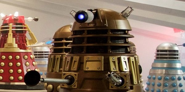 Daleks Doctor Who BBC America