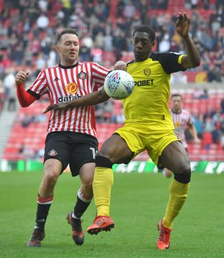 Sunderland v Burton Albion – Sky Bet Championship – Stadium of Light
