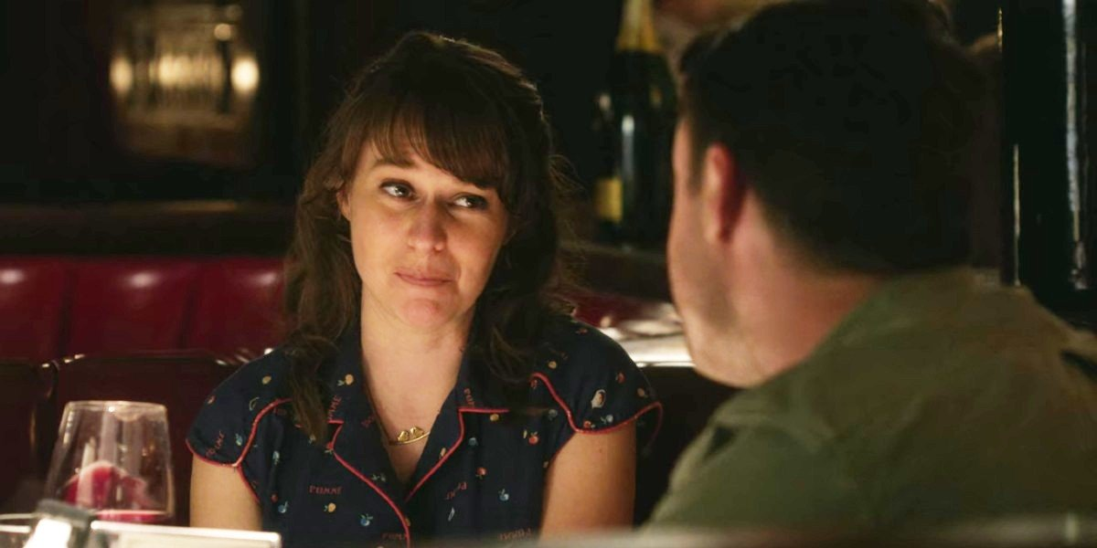 Chris Witaske and Claudia O'Doherty in Love