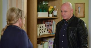 EastEnders Sharon Mitchell Grant Mitchell