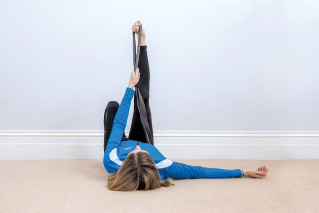Time saving stretches for cyclists (videos)