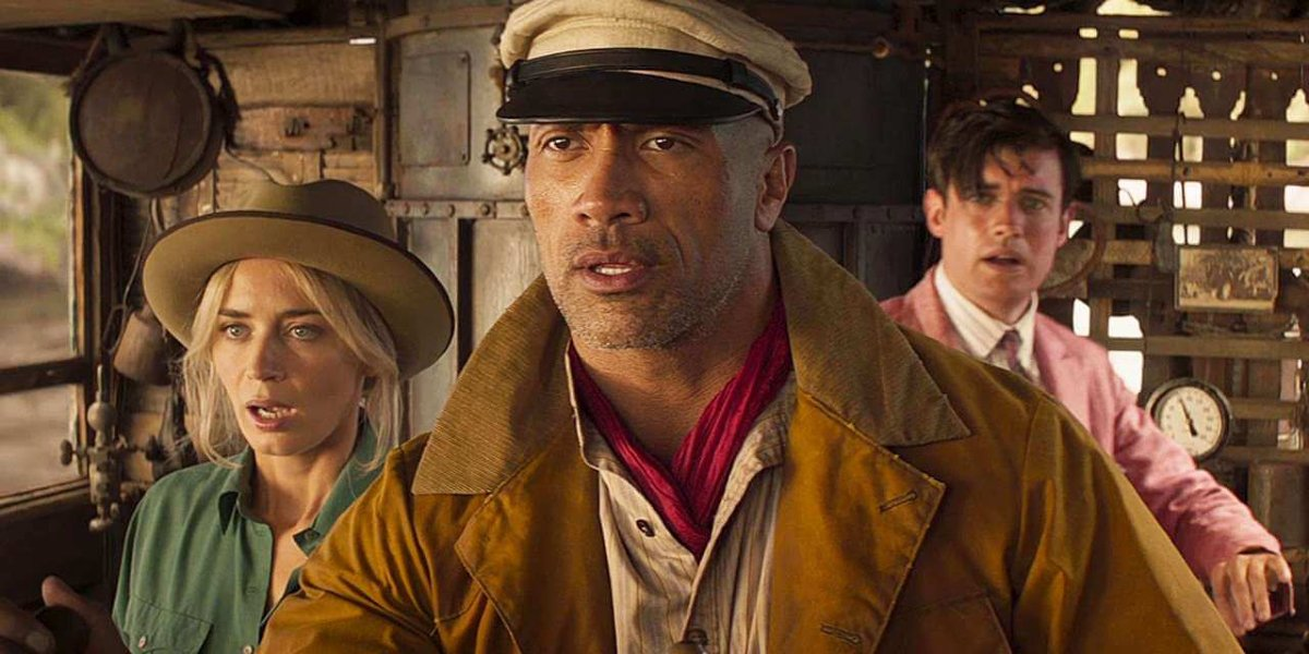 Jungle Cruise Streaming: How To Watch The Dwayne Johnson And Emily Blunt Movie