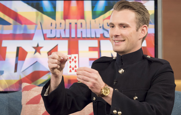 Richard Jones wins Britain's Got Talent