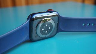 Apple Watch 6 Blood Oxygen app
