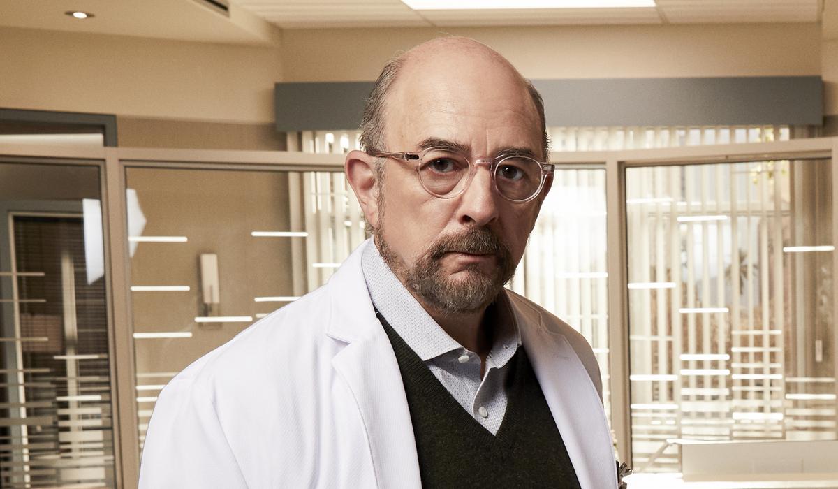the good doctor richard schiff dr glassman abc