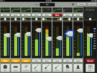 Mackie Releases Master Fader Control App