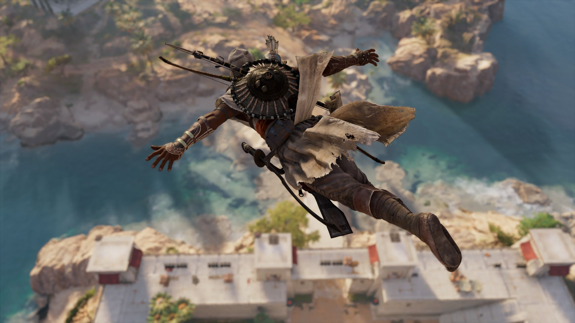 your showed us your best assassin s creed origins photo mode shots