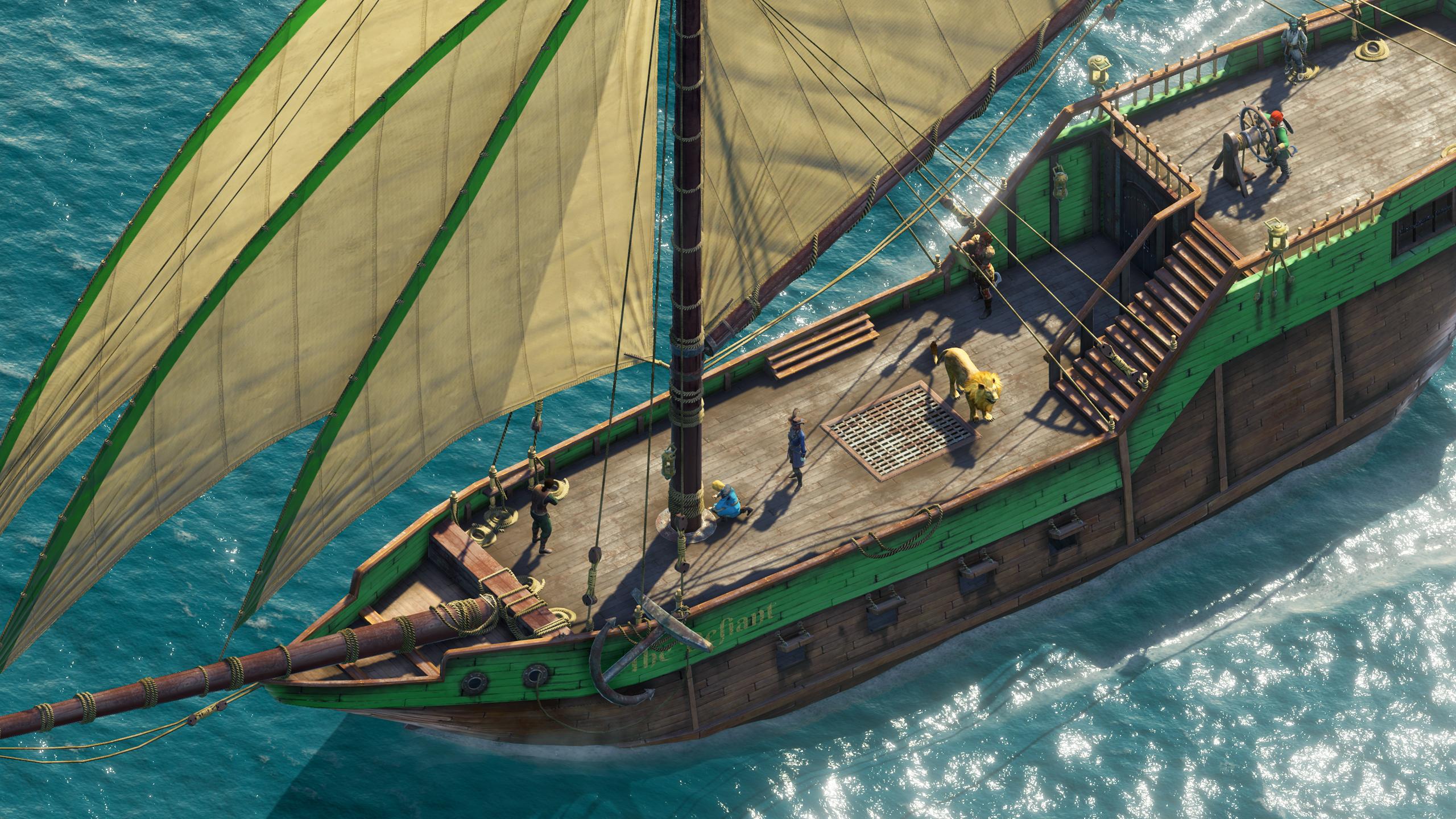 Pillars of Eternity 2: Deadfire review | PC Gamer