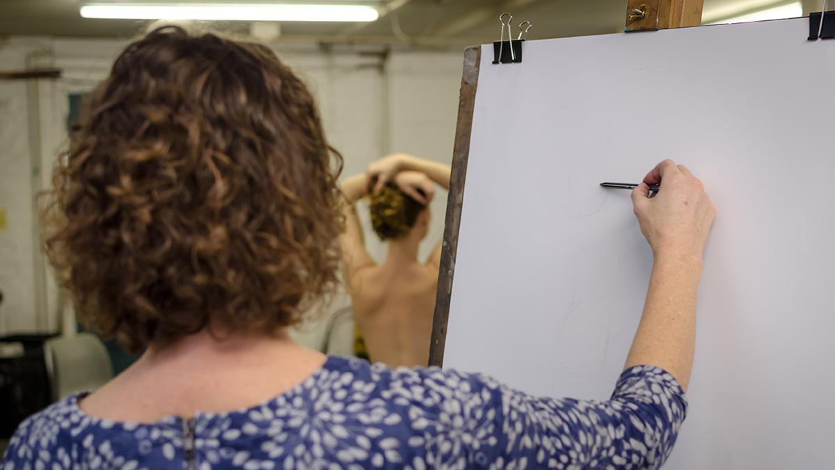 Foreshortening in art: essential advice   Creative Bloq