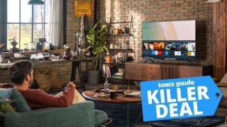 Samsung 4K TV deal