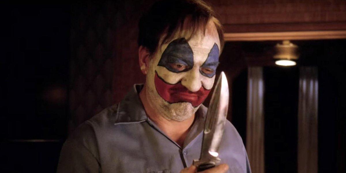 John Caroll Lynch as John Wayne Gacy in American Horror Story