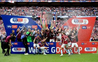 Aston Villa v Derby County – Sky Bet Championship Play-off – Final – Wembley Stadium