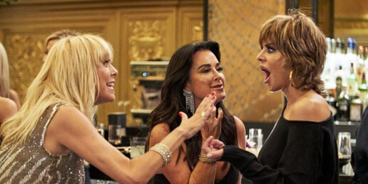 Real Housewives Of Beverly Hills Suspends Season 11 Production Following Positive COVID Test
