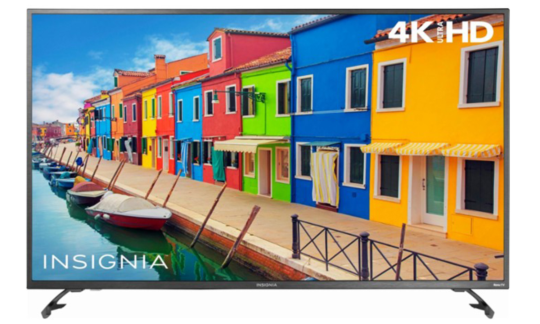 Insignia Roku TV 4K Ultra HD 55-Inch (NS-55DR620NA18) Review
