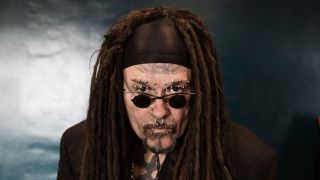 A press shot of Al Jourgensen taken in 2016
