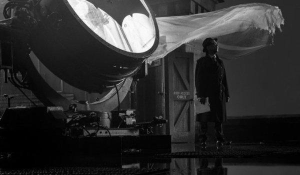 Commissioner Gordon in Justice League