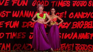 Dancing With the Stars quickstep Jenna Johnson and JoJo Siwa