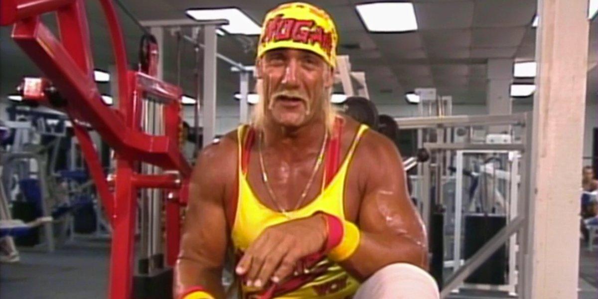Hulk Hogan in a Fall Brawl 1994 promo