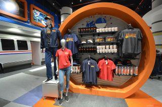 Space Shuttle Atlantis Exhibit Gift Shop